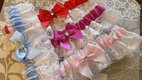 Růžové variace - vývazky,