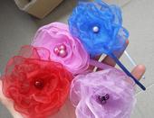 Čelenky květinkové - Výprodej,