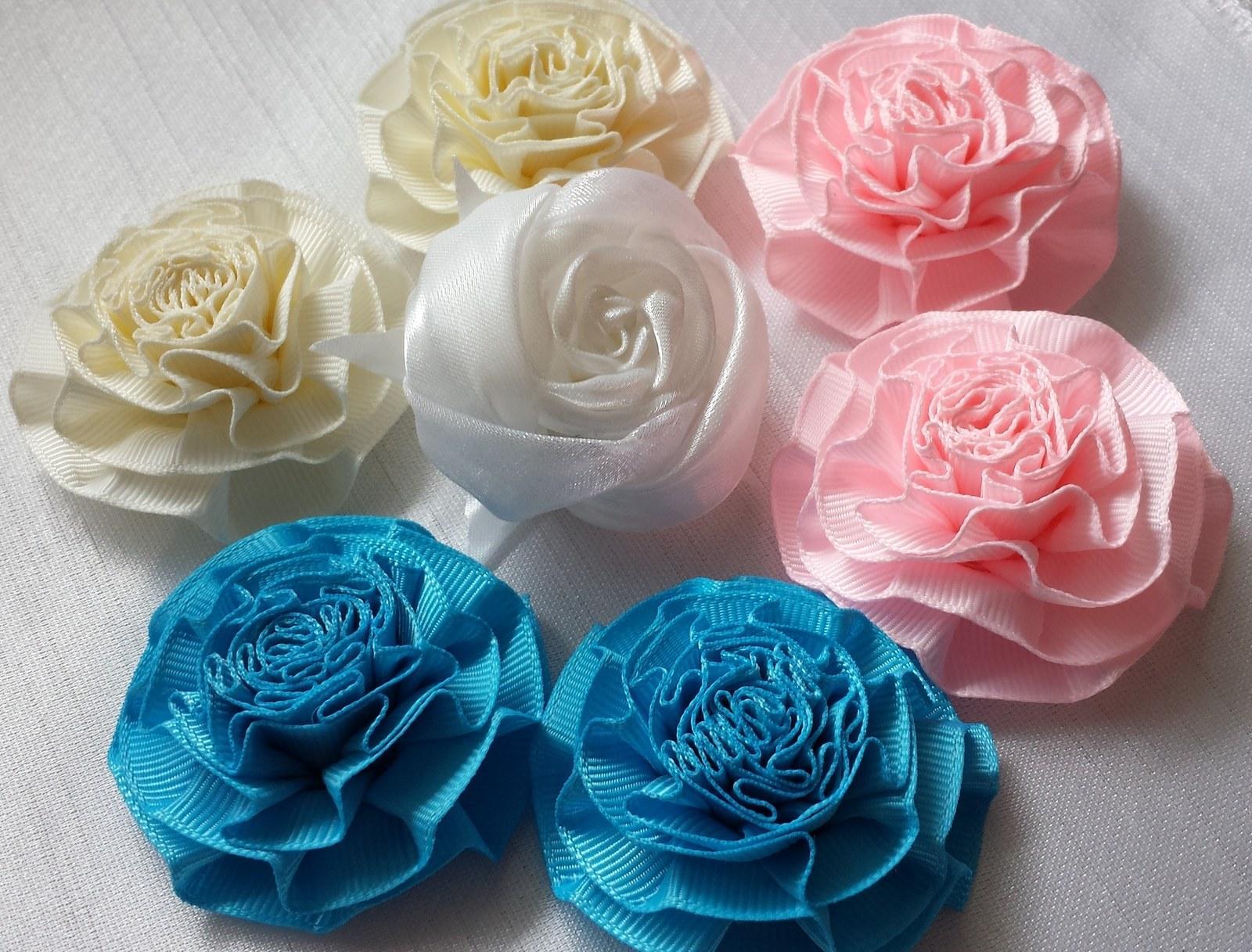 Klipy na boty pro nevěstu s tyrkysovou květinkou - Obrázek č. 4