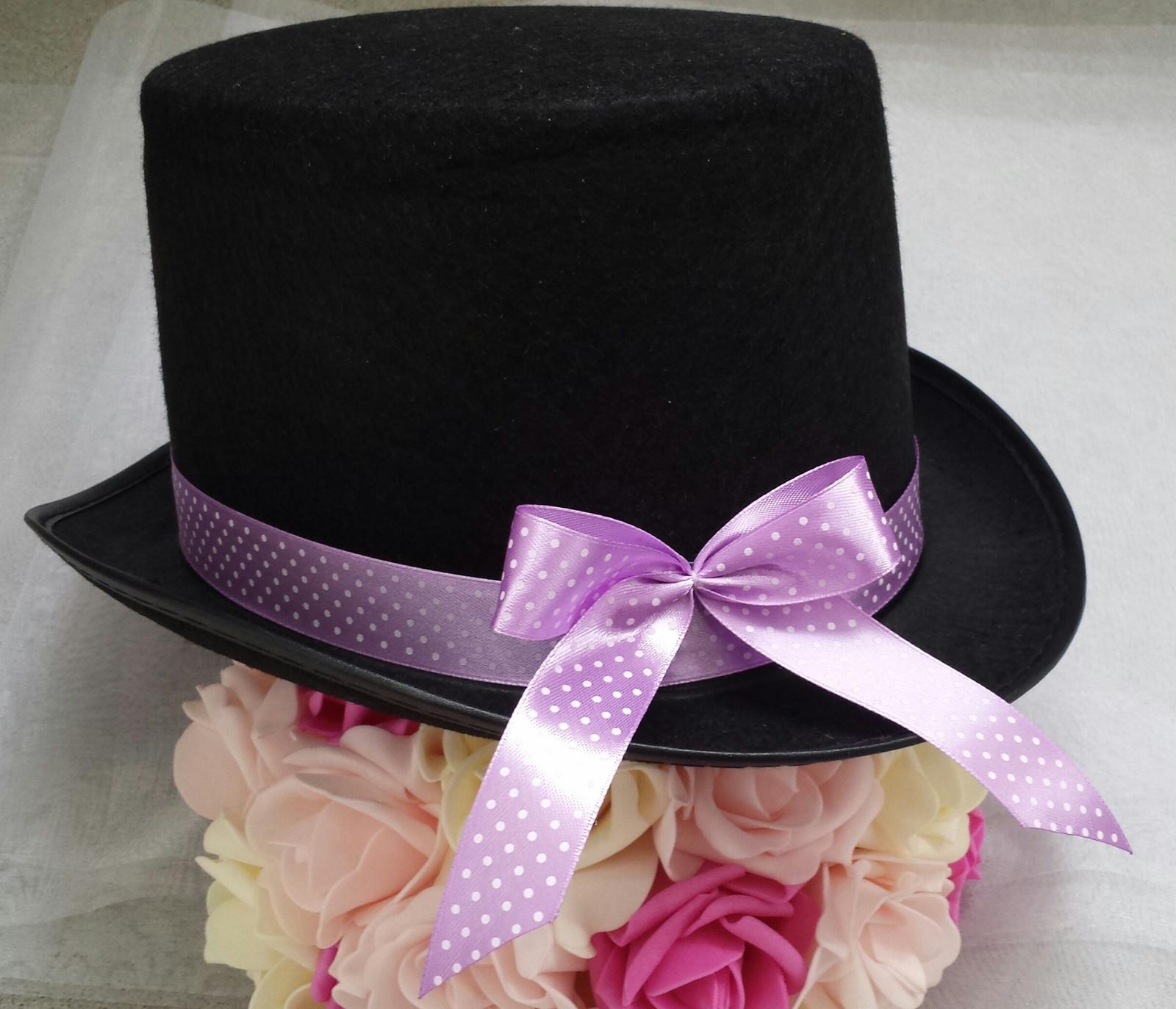 Luxusni ivory polštářek s lila kanzashi a krajkou - Obrázek č. 4