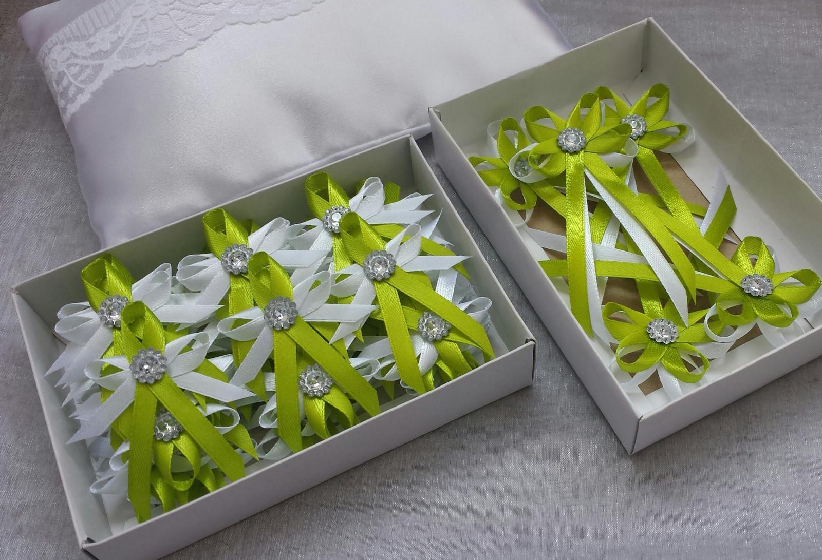 Vývazky jablíčková a bílá - Obrázek č. 1