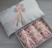 Svatební vývazky Pink & Nude,