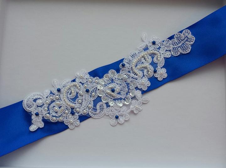 Luxusní královský svatební pásek - Obrázek č. 1