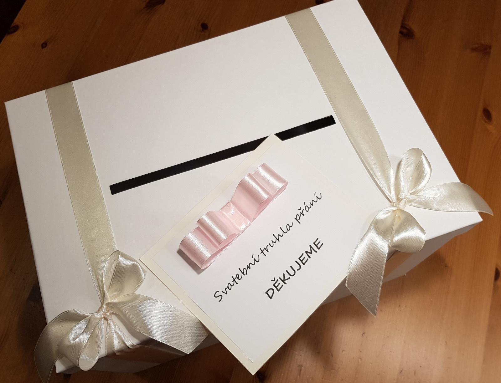 Svatební truhla - Obrázek č. 2