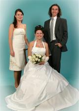 ...s bratom a jeho priateľkou