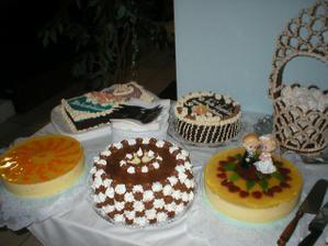 ...naše torty
