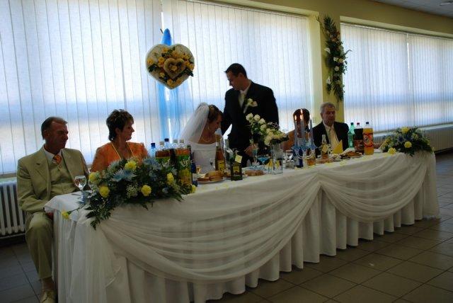 Alena{{_AND_}}Matúš - Svadobný Stôl