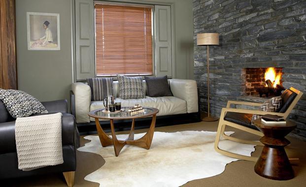 Pre mňa úžasná kombinácia dreva a šedej farby - Obrázok č. 103