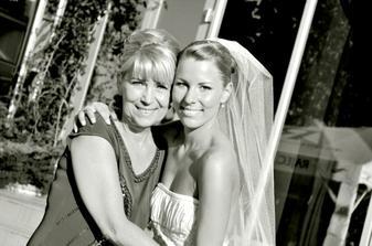 ZH s maminkou