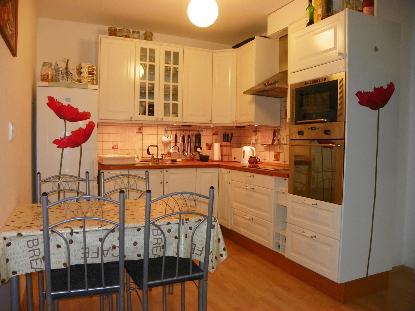 Naše budoucí kuchyně - A tohle je naše současné Lidingo.