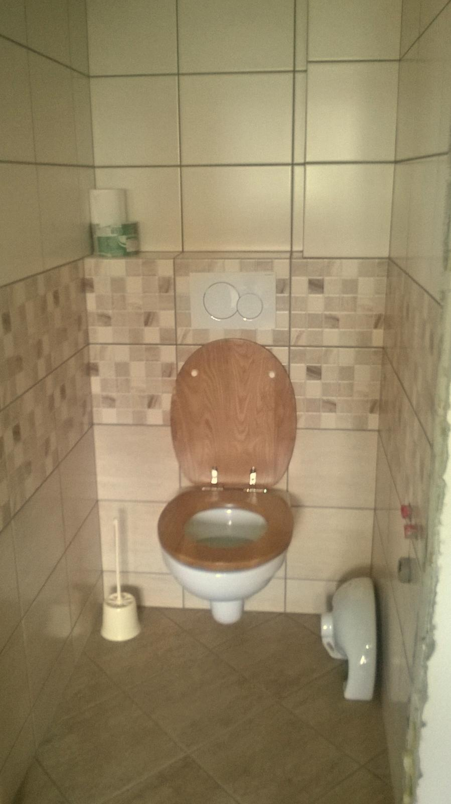 Stavba pasivního domu - Konečně si můžeme dojít na wc jako civilizovaní lidé.