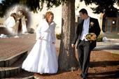 svadobný oblek s vetou a kravatou veľkosť 188/108, 52