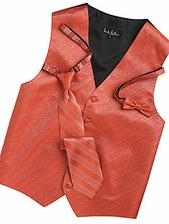 Vesta pro zenicha a jeho best man's vesta a kravata