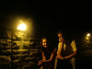 romanticke foto hlavnej druzicky a jej mangela(fotila nevesta :D)