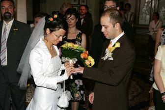 kroužkování ženicha