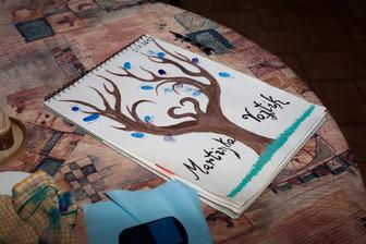 náš nádherný strom,malovala sestra/svědkyně