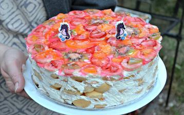 dort z lásky :-) chutnal všem:)