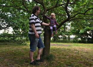 stromové dítě