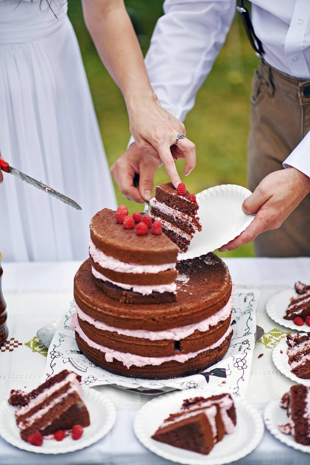 Ukázka svatebních fotografií - Obrázek č. 2