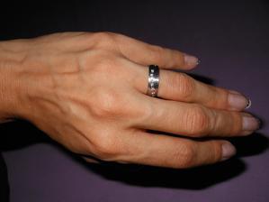 můj úžasný prsten