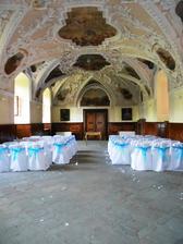 Úžasné místo na svatbu