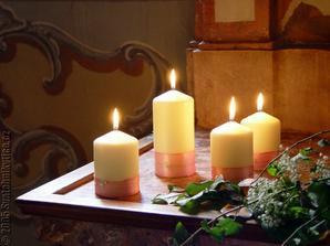 ispirace na svíčky 1