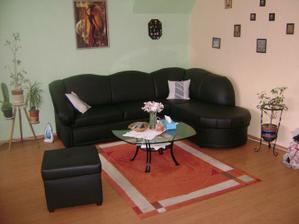 Náš nový  gauč (6/2010)
