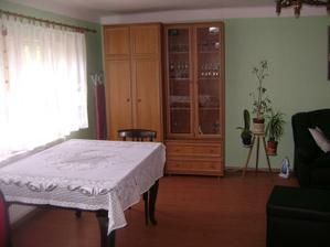 Rozložili jsme obývací stěnu na díly (6/2010)