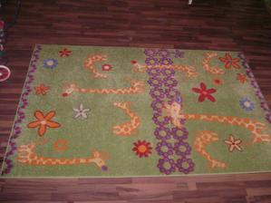 A velké finále, koberec a plovoučka :-)