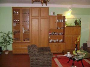 Obývací stěna (původní sestava 10/2008 )