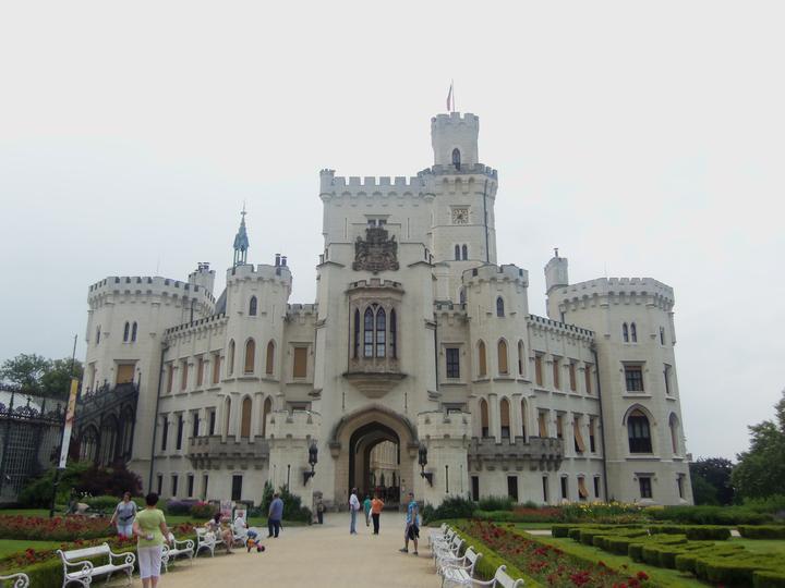 Naše zásnuby na zámku Hluboka <3 - Obrázok č. 1