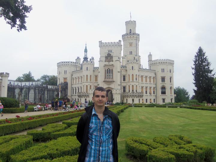 Naše zásnuby na zámku Hluboka <3 - Obrázok č. 3