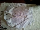 Kabátik biely, 36