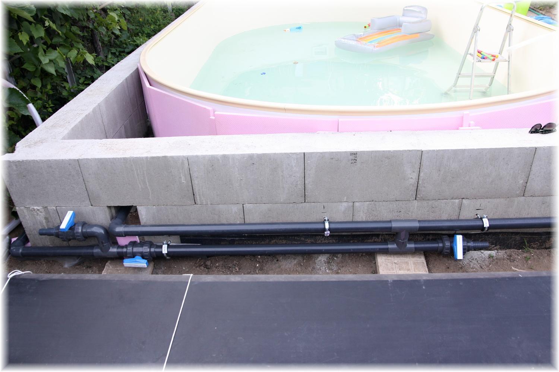 Vlastníma rukama - ze skleníku bazén - Obrázek č. 48