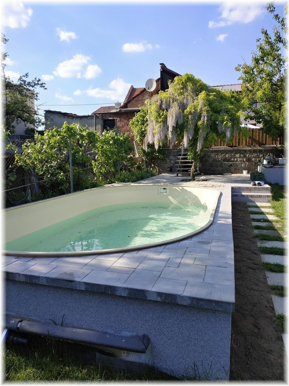 Vlastníma rukama - ze skleníku bazén - Obrázek č. 64