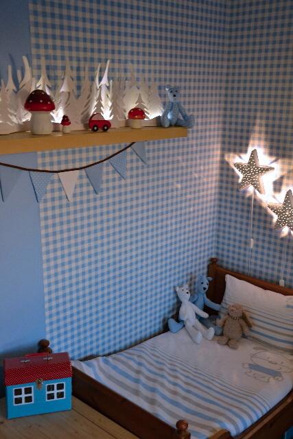 Na Vaše přání pokojík - celkový pohled i s lesem :-)