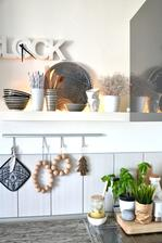 barevný klid v kuchyni