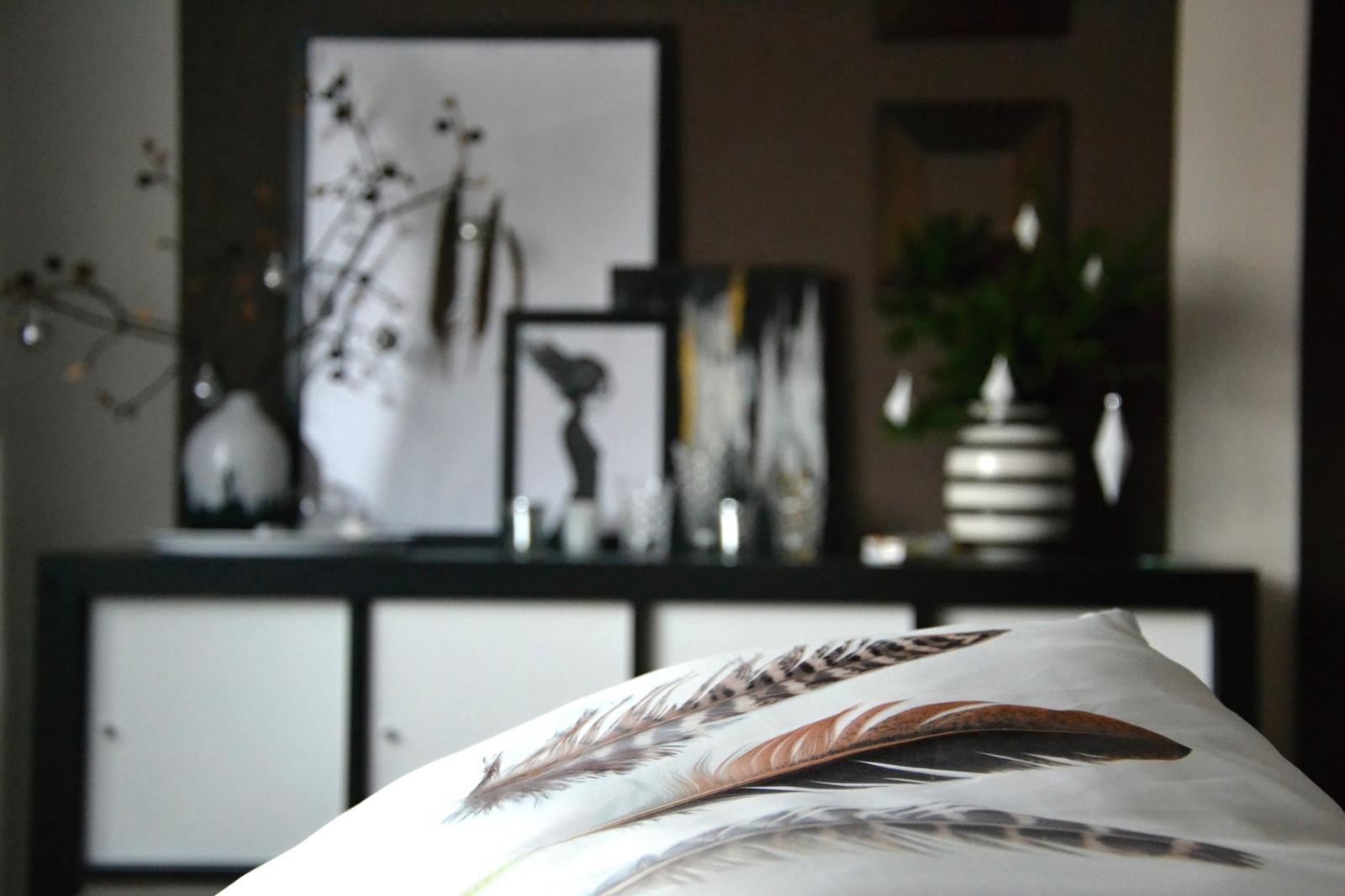U nás doma v paneláku II. - V kiku mají krásné polštářky za 79 Kč