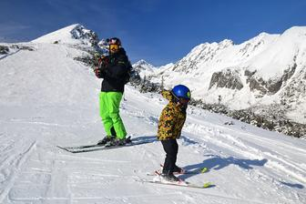 jak v alpách a žádní lidi, neskutečný relax