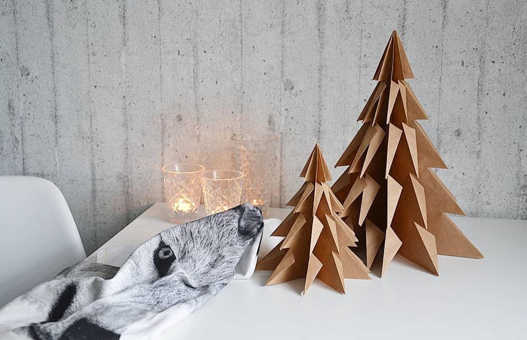 Zdravím po delší  době z našeho bytu ....a posílám loňské Vánoce, třeba se někomu hodí jako inspirace...více na Instagramu rava411 - Obrázek č. 1
