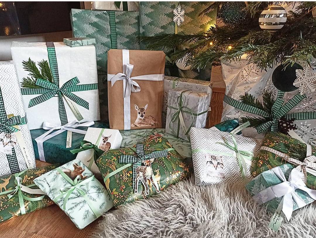 Zdravím po delší  době z našeho bytu ....a posílám loňské Vánoce, třeba se někomu hodí jako inspirace...více na Instagramu rava411 - Obrázek č. 3
