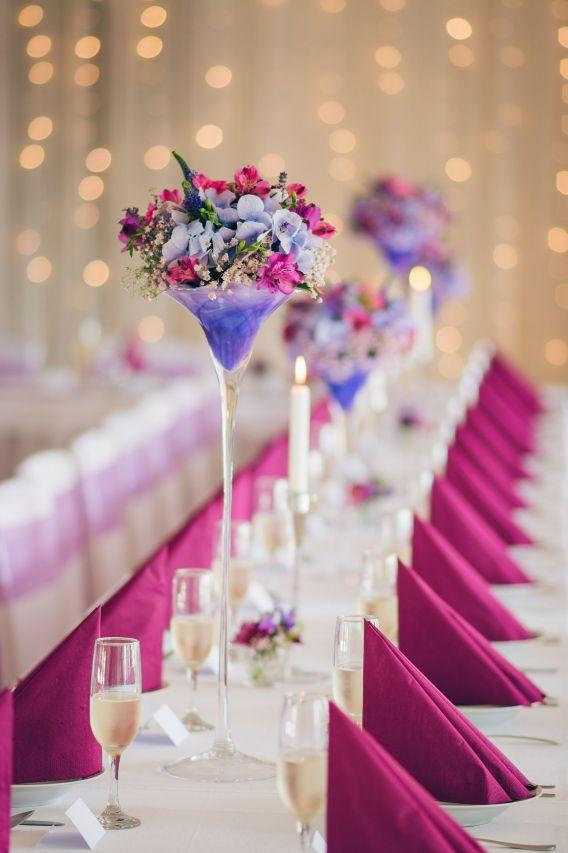 Svatební výzdoba, květiny. - Obrázek č. 2