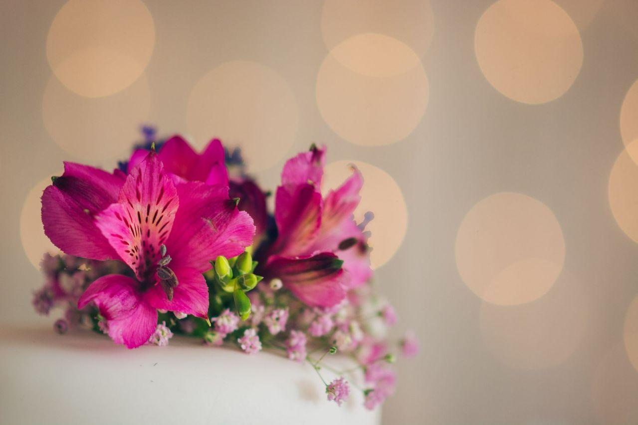 Svatební výzdoba, květiny. - Obrázek č. 5