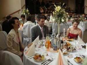 svadobný hostia