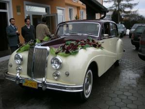 Tak a toto bude našej auto:-)