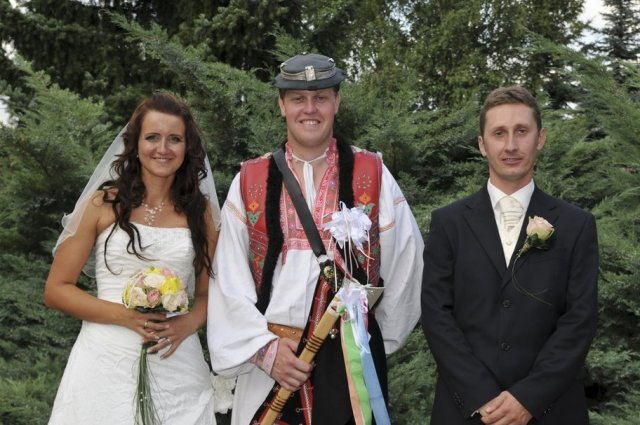 Ivana{{_AND_}}Luboš - náš zlatý starejší Maťo Kminiak