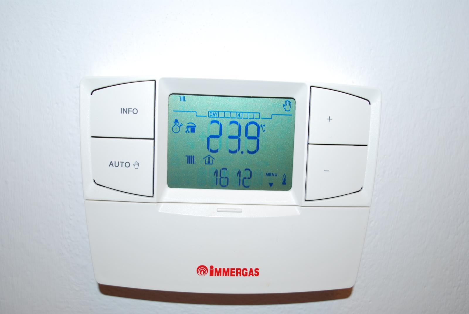 Kotol mi nevypina pri znizeni teploty cez termosta... - str. 2