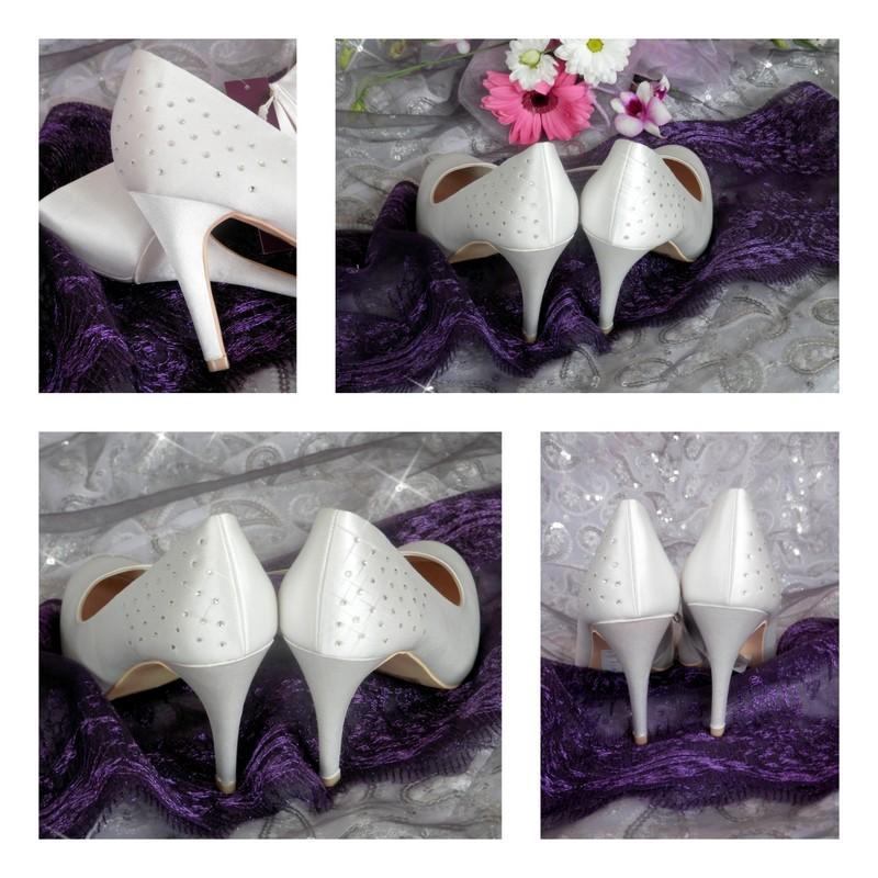 Svatební střevíčky s kamínky (39) - Obrázek č. 1