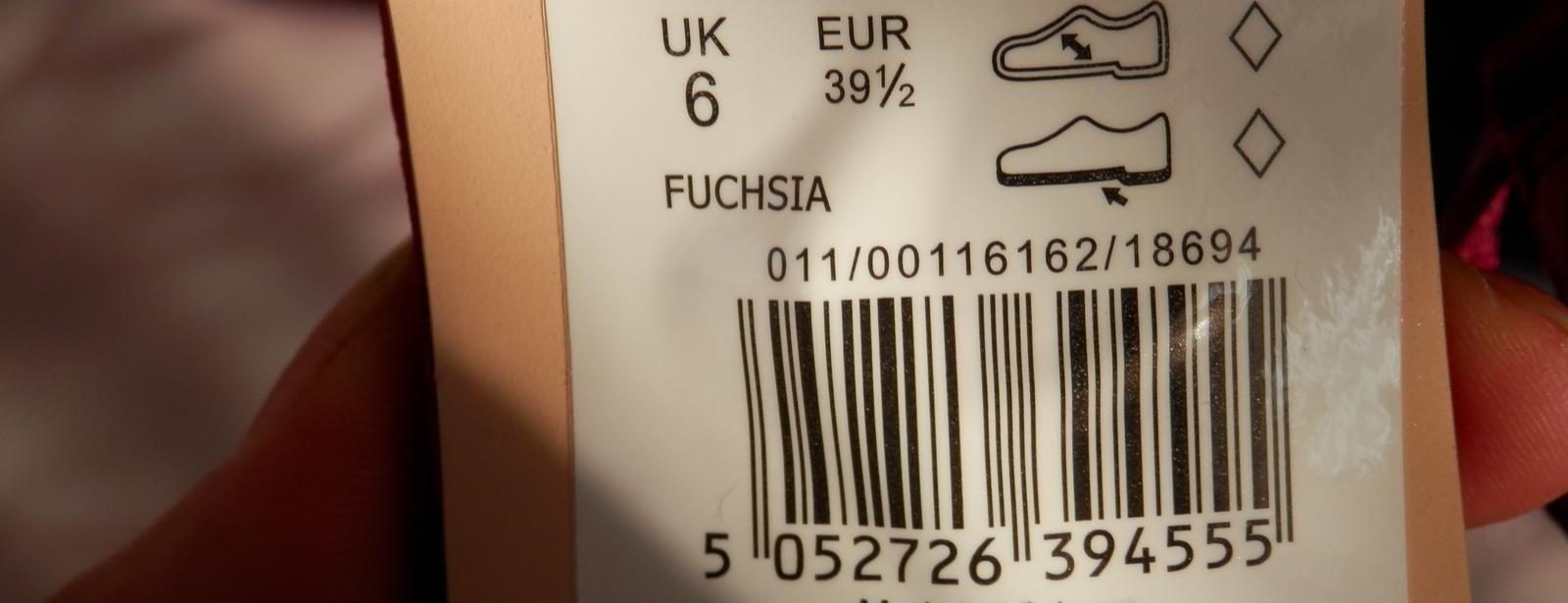 Fuchsiové sandály - doprodej - Obrázek č. 3