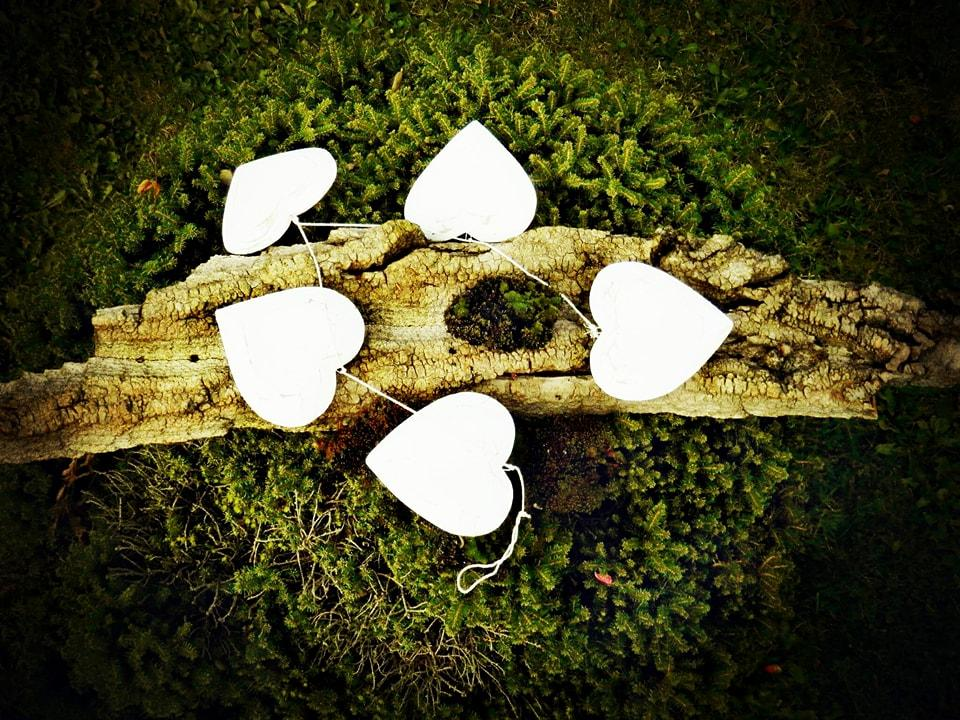 Girlanda srdce  - Obrázek č. 1
